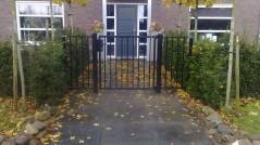 Enkele poorten_Spijlen